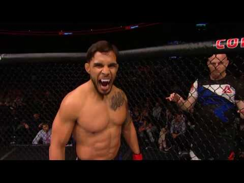 Fight Night Houston: Dennis Bermudez – I Will Be the Next Champion