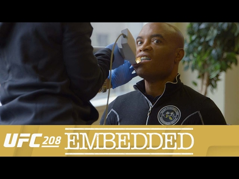 UFC 208 Embedded: Vlog Series – Episode 3