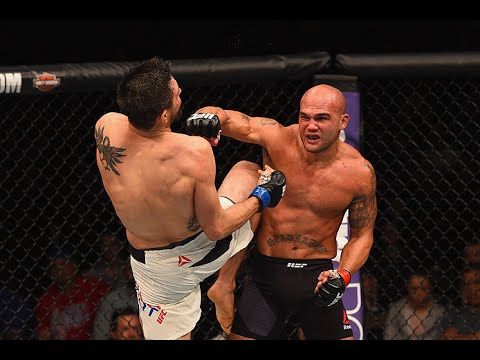 UFC 195: Fight Motion