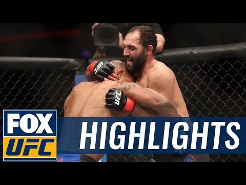 Johny Hendricks vs. Hector Lombard | UFC FIGHT NIGHT HIGHLIGHTS