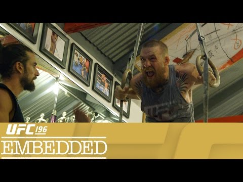 UFC 196 Embedded: Vlog Series – Episode 1