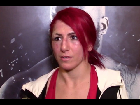 UFC Fight Night 105's Randa Markos: Post-fight speech on bullying directed at Carla Esparza