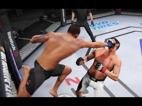 Best Ultimate Fighter 50 KNOCKOUTS Compilation