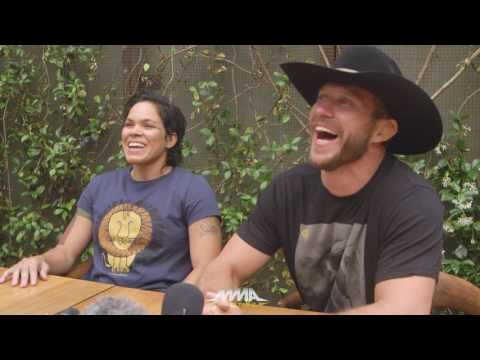 UFC 213: Amanda Nunes, Donald Cerrone Media Lunch – MMA Fighting
