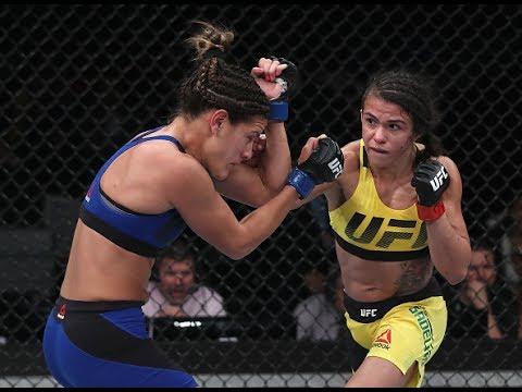 UFC 212: Melhores momentos de Cláudia Gadelha