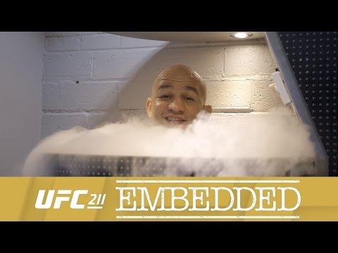UFC 211 Embedded: Vlog Series – Episode 6