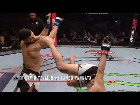 UFC 209: Fight Motion