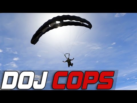 Dept. of Justice Cops #168 – Extreme Sports (Criminal)