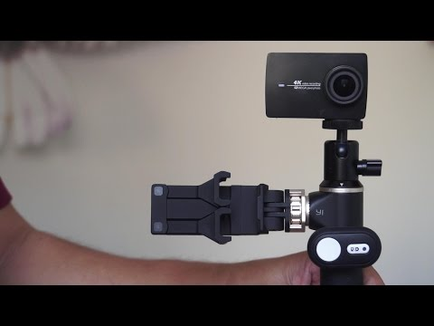 Yi 4K Action Sports Camera Complete Review