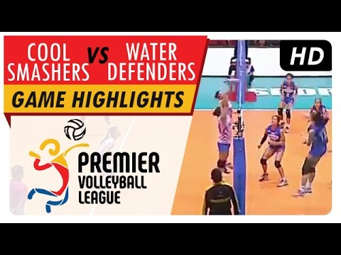 Cool Smashers vs Water Defenders | Game Highlights | PVL Reinforced Conference | May 16, 2017