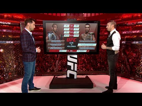 UFC 212: Inside the Octagon – Jose Aldo vs Max Holloway