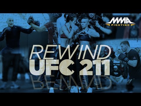 Rewind: UFC 211 Edition – MMA Fighting