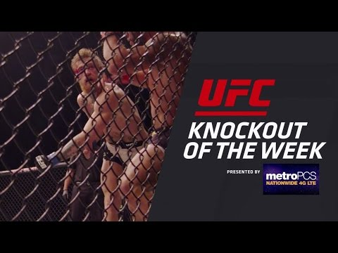 KO of the Week: Nate Marquardt vs C.B. Dollaway