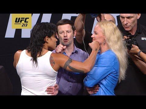 UFC 213: Nunes vs Shevchenko – Bad Attitude
