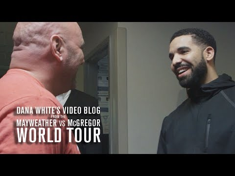 Dana White's Video Blog | MAY/MAC WORLD TOUR | Ep. 3
