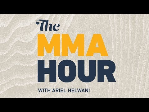 The MMA Hour: Episode 389 (w/Weidman, Cormier, Tate, Cyborg, Overeem and More)