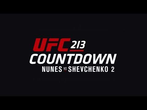 UFC 213 Countdown – Promo