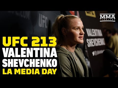 Valentina Shevchenko Vows to Finish 'Out of Control' Amanda Nunes – MMA Fighting