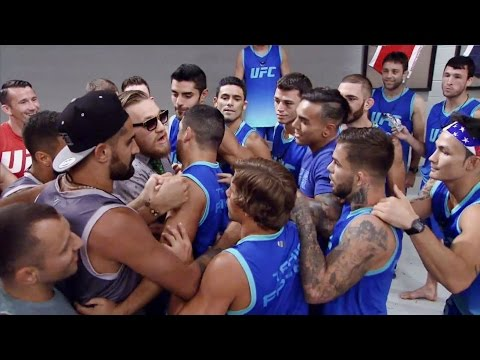 The Ultimate Fighter: Team McGregor vs. Team Faber – The Skirmish