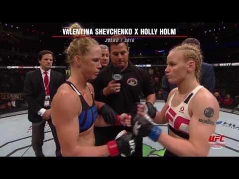 UFC 213: Top 3 vitórias de Valentina Shevchenko