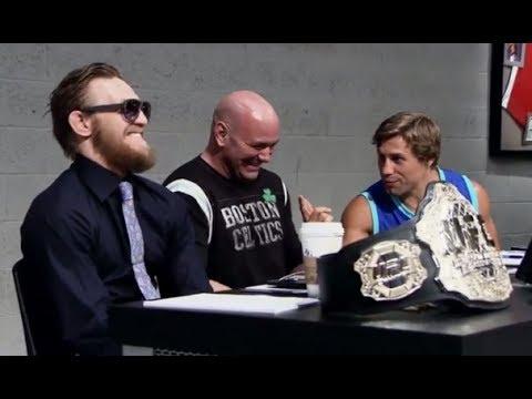UFC Ultimate Fighter Best Trash Talk ComeBacks