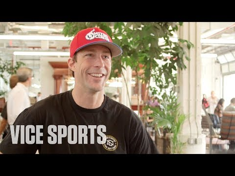 Travis Pastrana on his Road to Action Sports Superstardom