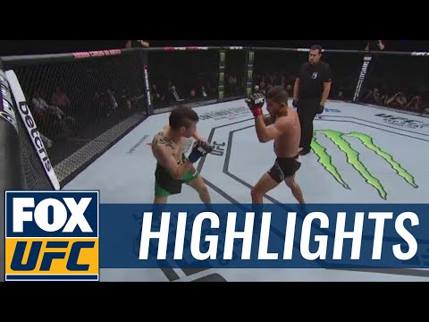 Sergio Pettis vs. Brandon Moreno | UFC FIGHT NIGHT HIGHLIGHTS