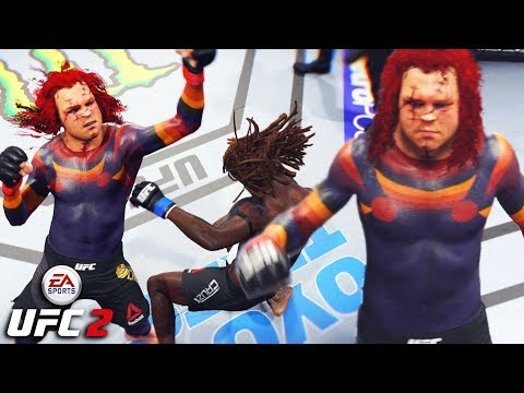 Chucky Wants To Play! Knocking Everyone Out! EA Sports UFC 2 Ultimate Team Gameplay