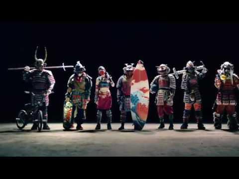 7 Nissin Samurai – Crazy Stunt Extreme Sports Kung Fu!