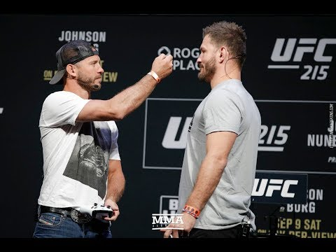 Stipe Miocic, Donald Cerrone Play EA UFC 2 Video Game With Fans, Each Other – MMA Fighting