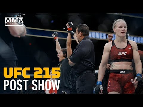UFC 215 Post-Fight Show – MMA Fighting