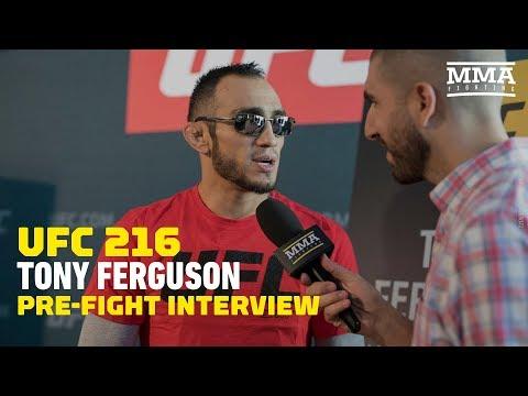 Emotional Tony Ferguson 'Surprised' UFC 216 Will Proceed Following Las Vegas Shooting – MMA Fighting