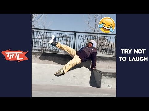 TRY NOT to LAUGH or GRIN: Action Sports Compilation 2017