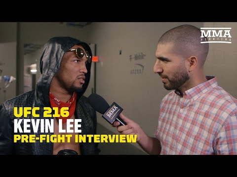 Kevin Lee Issues Challenge to Conor McGregor – MMA Fighting