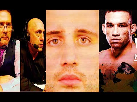Volkan Oezdemir arrested in Florida; UFC Fight Night 121 Fabricio Werdum; Joe Rogan & Mike Golberg