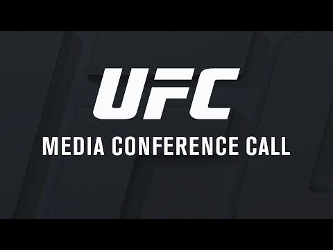 UFC 218: Holloway vs Aldo 2 – Media Conference Call