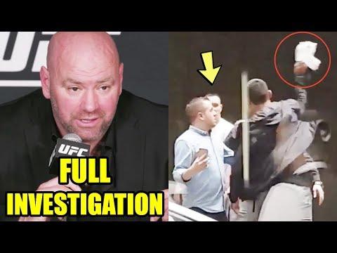 Colby Covington vs Fabricio Werdum HEATED altercation, UFC responds & Jon Jones reacts; DC on Silva