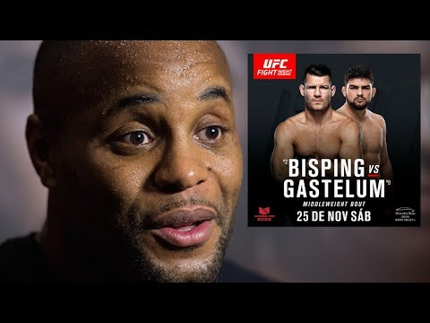 """""""That's Some Gangster Sh*t"""" – Daniel Cormier Reacts to Michael Bisping Fighting Gastelum"""