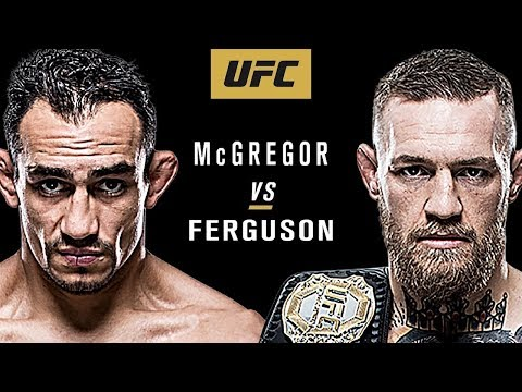 """""""Conor McGregor & Ferguson Have Been Told They're Fighting It Just Hasn't Been Announced"""" – Thomas"""