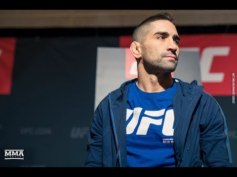 UFC on FOX 26: Ricardo Lamas Media Day Scrum – MMA Fighting
