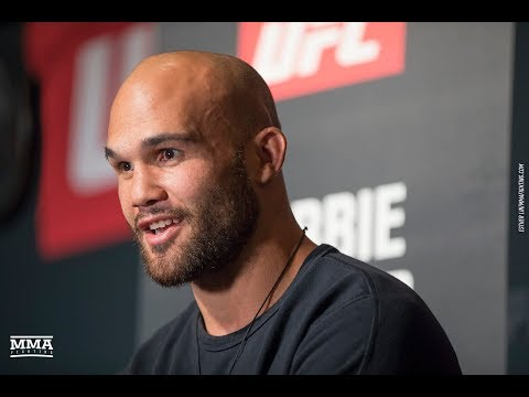 UFC on FOX 26: Robbie Lawler 'Not Commenting' On GSP Vacating UFC Title – MMA Fighting