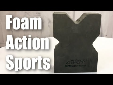 Foam Action Sports Rifle and Pistol Shooting Soft Block Bench Rest Review