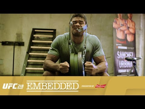 UFC 218 Embedded: Vlog Series – Episode 1