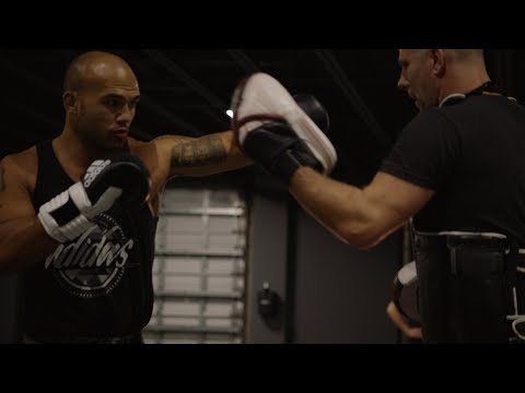 Fight Night Winnipeg: Robbie Lawler – Showcasing My Skills