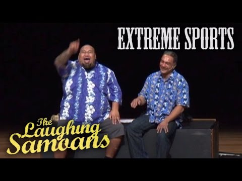 "The Laughing Samoans – ""Extreme Sports"" from Choka-Block"