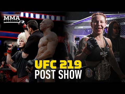 UFC 219 Post-Fight Show – MMA Fighting