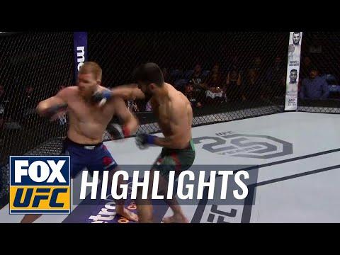 Polo Reyes KO's Matt Frevola | HIGHLIGHT | UFC FIGHT NIGHT