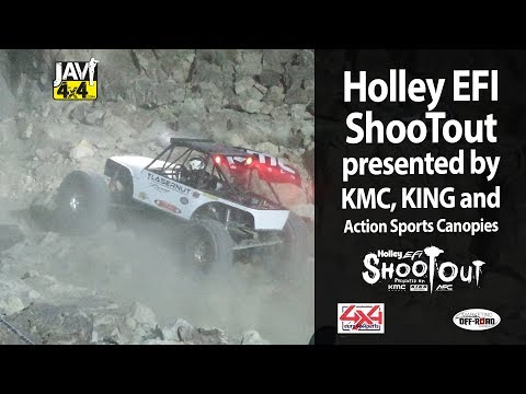 Holley EFI ShooTout presented by KMC, KING and Action Sports Canopies