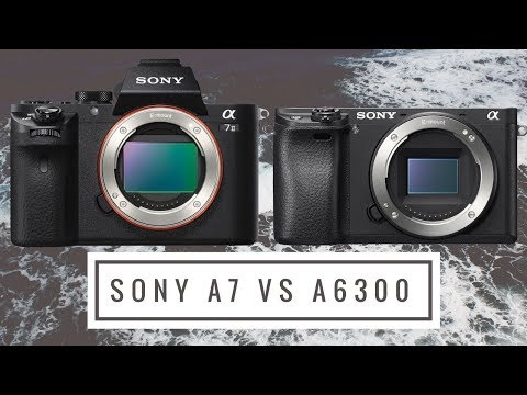 Sony a7 vs Sony a6300 – What Camera to Buy for Action Sports Photography?