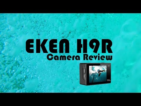 EKEN H9R WiFi, Waterproof, 4K Action Sports Camera Review